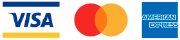 Viza、Mastercard、American Express
